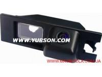 Y-RK007 штатная  камера заднего вида для автомобилей Opel Vectra, Astra, Zafira