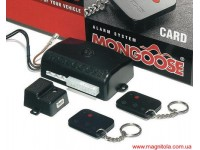 Mongoose Immobiliser CARD