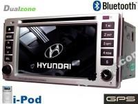Hyundai Santafe YVM-1317G(silver)